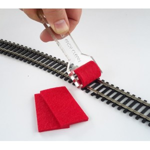 Bachmann Hand-Held Track Cleaner On30/HO/ N Scales