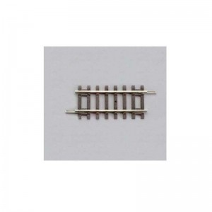 Piko H0 GUE62-U 55208 Nickel Silver Adaptor Track From Code 100 To Code 83 ( 62mm ) 2 Pcs.In Box Packing