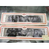 Model Power Un - decorated Passenger Cars 1 Pc Once Used Like New In Box