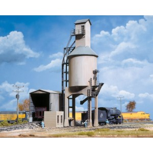 Walthers Cornerstone 933-3042 Concrete Coaling Tower