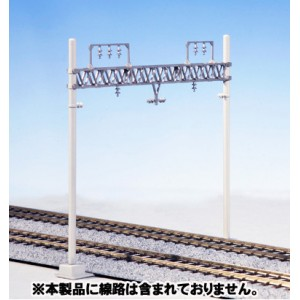 Kato Unitrack Double Track Model Train Catenary Poles (6pcs.)