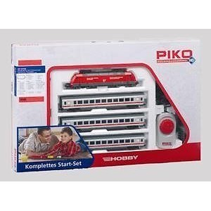Piko 5100 model train H0 analogue Start-Set BR 101with Intercity