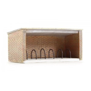 Bachmann Branchline  Bicycle Hut (64 x 26 x 28mm)