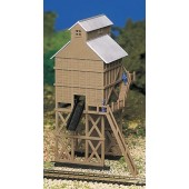 Bachmann N Scale  Coaling Station, Built-up