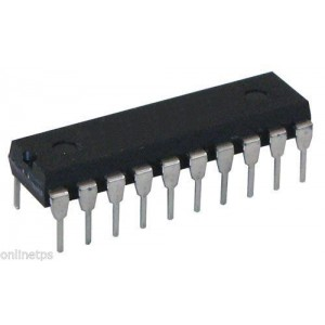 74LS240 Octal Buffers,Line Drivers IC  1 Pc