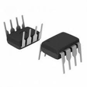 LM4558 - Dual high Gain Operational Amplifier x 1 Pc