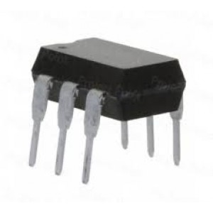 MOC3021 IC - Optocoupler Triac Driver x 5 Pc