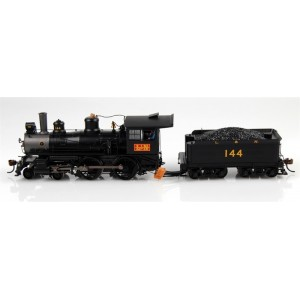 Bachmann Spectrum HO  Baldwin Modern 4-4-0 Steam Locomotive, Louisville and Nashville #144 (DCC Sound Equipped)