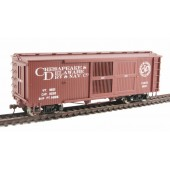 Bachmann Spectrum On30 Spectrum Ventilated Box, C&D