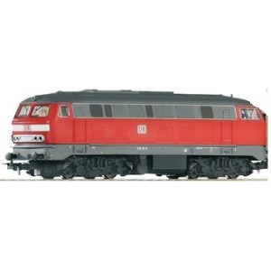 Piko BR218 Diesel  locomotive Pre Owned As New No Box