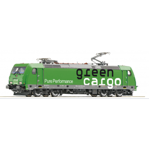 ROCO ELECTRIC LOCOMOTIVE BR 185.2 OF THE SJ