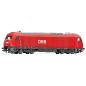 Roco Diesel locomotive Rh 2016 of the ÖBB