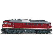 Roco Ho Scale Diesel locomotive series 132, DR w/sound
