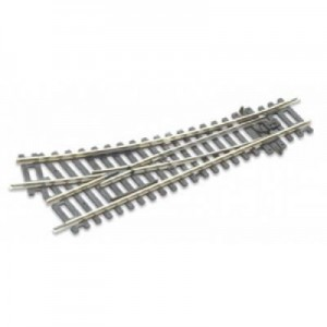 PECO St 240 Right Hand Turnout can be Compatible with Hornby, Atlas tracks