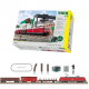 Trix 21527 German Digital Starter Set BR 185 w. Freight Train