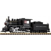 PIKO  NYC 0-6-0 Loco & Tender 6906, with Dcc Sound and Smoke