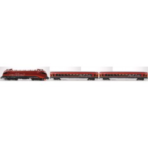 Piko Taurus Railjet 2 Passenger Car Set No Track No Transformer