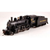 Bachmann HO Scale 2-6-0 Southern Alco Steam Locomotive With  DCC Sound