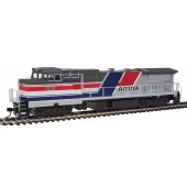 Walthers GE Dash 8-40BW w/ DCC and SoundTraxx - Amtrak #503