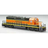 Bachmann HO  EMD SD40-2, Burlington Northern and Santa Fe #1692 (DCC Equipped)