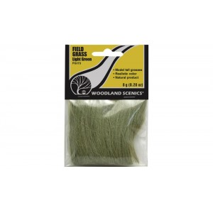 Woodland Scenics FG173 Field Grass - Light Green