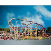 FALLER BIG DIPPER 00/HO MODEL ROLLER COASTER