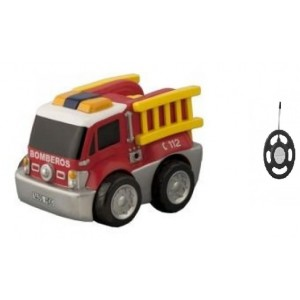 Ninco Kid Racers Radio Controlled Fire Fighters with Soft & Safe Body Non Toxic Kids Car (Free Shipping)