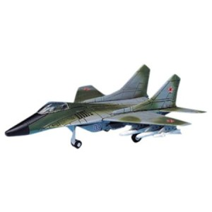 Academy MIG 29 Fulcrum Model Aircraft Kit (Free Shipping)
