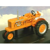 HACHETTE DIECAST TRACTOR SUPERB U/H HACHETTE DIECAST 1/43 1945 ALLIS-CHALMERS WC TRACTOR IN ORANGE TR55 (Free Shipping)
