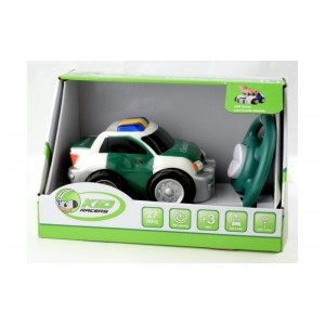 Ninco Kid Racers Radio Controlled Spanish Police Car Non Toxic Kids Car (Free Shipping)