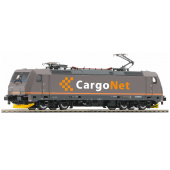 Roco Electric Locomotive El 19 Cargo Net