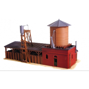 Model Power Sand & Gravel Loading Station Kit, HO