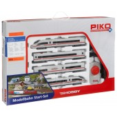 Piko H0  ICE (InterCity Express / German Deutsche Bundesbahn DB) Starter Set With Station Loop