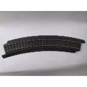 "Life-Like HO Power-Loc Track, Steel, 18"" Radius (1)"