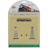 Model Power N Signal Bridge Brand New No Box