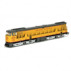 Athearn  RTR U50, UP #53 with Tsunami soundtraxx original decoder  New In Box