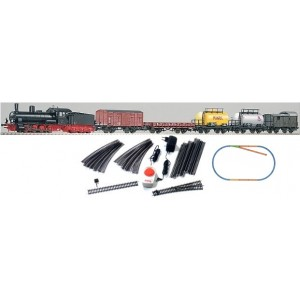 Piko 57120 G7 Steam Freight Starter Set