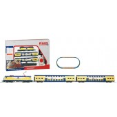 Piko Model Train Piko H0 57181 H0 Start-Set Metronom With Station Loop