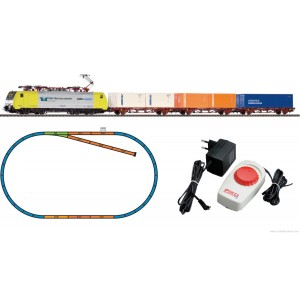 PIKO Model Train  97916 HO SCALE 1:87  Italian Freight Starter Set