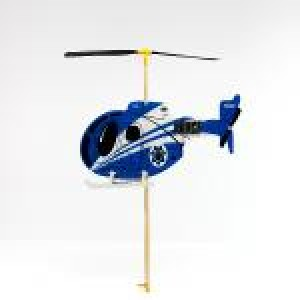 Guillow`s Police CopterToy