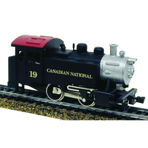 Model Power  0-4-0 Tank Switcher CN- DCC with Sound