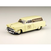 Classic Metal Works HO  1953 Ford Courier, Meadow Gold