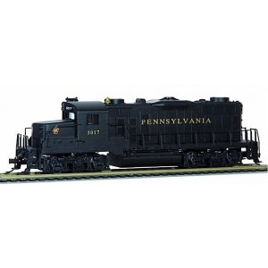 Mantua Classics HO  EMD GP-20, Pennsylvania Railroad #5017  (DCC and Sound Equipped With RF Remote)