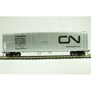 Bachmann  H0 Silver Series(R) 50' Steel Reefer; Canadian National