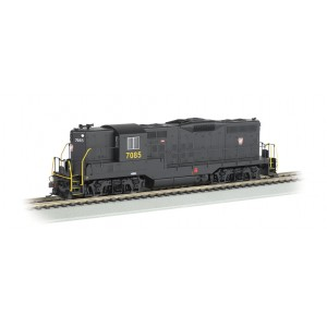 Bachmann HO PRR #7085 - GP9 W/DYNAMIC BRAKES - DCC On Board