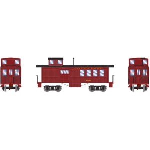 Roundhouse Drover's Caboose, CPR #435997