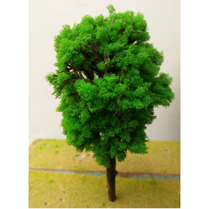 DSM Dark Green Big Plastic Tree x 1 pc