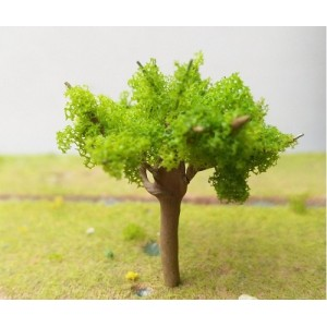 DSM Light Green Small Wire Tree x 10 pcs