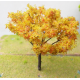 DSM Yellow & Red Wire Tree x 1 pc