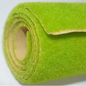 DSM Light Green Grass Mat 3.2 Feet x 8.20 Feet x 1 Big Roll